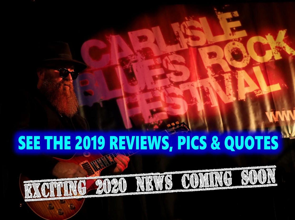 Carlisle Blues Rock Festival 2019