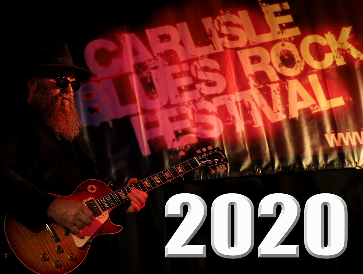 Carlisle Blues Rock Festival 2020